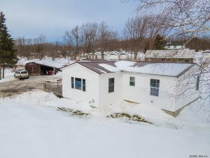 SHARON SPRINGS:  LOW MAINTENANCE ENERGY EFFICIENT 3 BDR HOME OUTSIDE THE VILLAGE photo