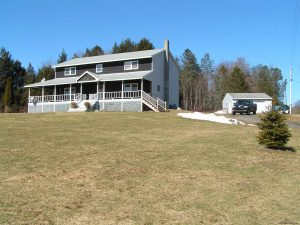 WORCESTER: WONDERFUL 2-STORY HOME ON 5 ACRES WITH PRIVACY & PANORAMIC VIEWS photo