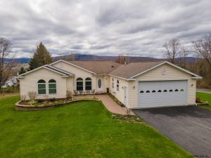 COBLESKILL: CUSTOM BUILT VILLAGE RANCH HOME WITH GORGEOUS VIEWS WITH LARGE WINDOWS & NATURAL LIGHT photo