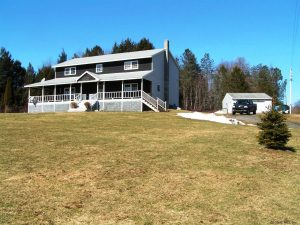 WORCESTER: SWEEPING PANORAMIC VIEWS, WRAP AROUND PORCH, WONDERFUL HOME ON 5 ACRES photo