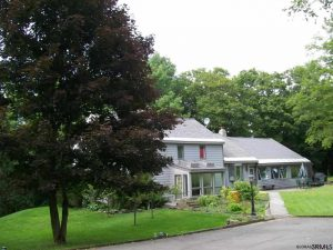 ROSEBOOM: FULLY UPDATED 1860'S HOME WITH NEWER ADDITIONS ON 65+ ACRES, BARN, FRUIT TREES photo