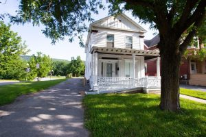 COBLESKILL: VICTORIAN HOME LOCATED IN THE HEART OF THE VILLAGE, 5 BDR, 3 BA, WRAP AROUND PORCH photo