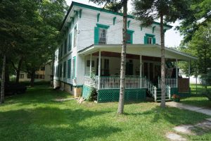 SHARON SPRINGS: CHANCE TO OWN A LARGE BOARDING HOUSE WITH 30 ROOMS IN THE HEART OF SHARON SPRINGS photo