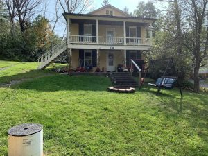 SHARON SPRINGS: MULTI-FAMILY RESIDENCE, FULLY RENTED IN BEAUTIFUL DOWNTOWN SHARON SPRINGS photo