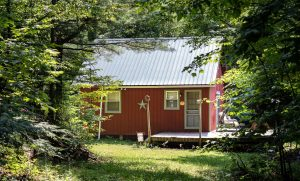 MIDDLEBURGH: MOUNTAIN TOP COZY COTTAGE ON 5 PRIVATE WOODED ACRES, GREAT GETAWAY! photo