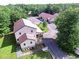 LITTLE FALLS: AMAZING COUNTRY ESTATE, TWO HOMES, WORKSHOP, 70+ ACRES OF COMPLETE PRIVACY photo