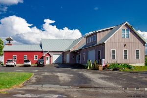 AMSTERDAM: 5700 SQ FT COMMERCIAL BUILDING ONLY 4 MILES FROM THRUWAY, OFFERS MANY OPPORTUNITIES photo